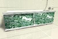 установка экрана в ванной в Ангарске